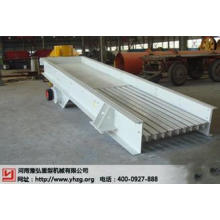 Vibration Feeder used for production operation in the pilot plants, middle-small sized concentrators and other industries
