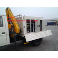 Sinotruk Mobile Car Workshop truck
