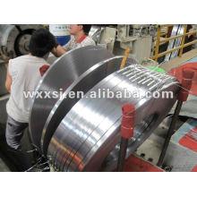низкоуглеродистой стали GI и холодной рулон стальная разрезая машина онлайн