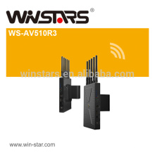1080P WDHI Professional Wireless 5GHz HDMI AV Kit für Film & Fernsehen Programm Produktion, Maximumtransmission Abstand 300m