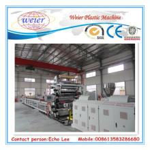 PVC-künstliches Marmorblatt, das Maschine herstellt