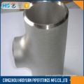 ASTM A403 WP321 Stainless Seamless Reducing Tee