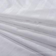Tissu en satin blanc pour la literie (WSF-2016006)