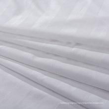 Белая ткань сатинировки для постельных принадлежностей (WSF-2016006)