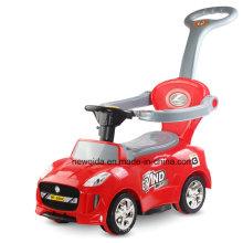 2016 Barato Wiggle Glide Bebê Kids Car com Alça e Caixa De Armazenamento