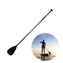 Paleta de kayak para botes de fibra de carbono, desmontable, ajustable, duradera y liviana