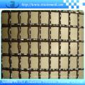 Malla cuadrada de malla de alambre prensado con alta calidad