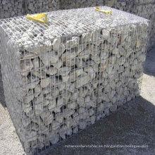 Cesta galvanizada de Gabion / malla de alambre hexagonal pesada