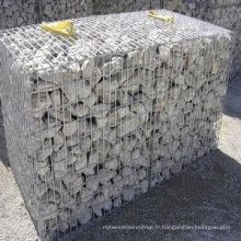 Panier de Gabion galvanisé / Treillis métallique hexagonal lourd