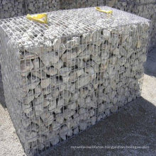 Galvanized Gabion Basket/Heavy Hexagonal Wire Mesh