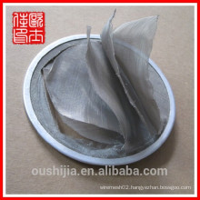 stainless steel oil filter disc