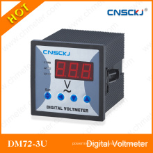 Dm72-3u-1 Digital Panel Voltmeter Three Phases