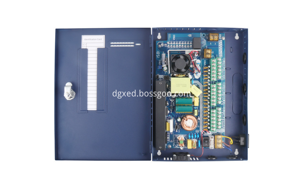 Boxed Cctv Power Supply Cctv01