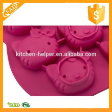 Professional Cheap Kitchen Party Use Silicone Chocolate Ice Jelly Pudding Cube Mold