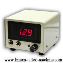 Fuente de alimentación del tatuaje