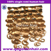 Hot Sell Any Color Are Available Clip In Hair Extensions For Black Women
