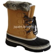 Gummi-Yttersula / Fur Foder Snow Boots