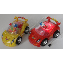Flash Police Car Toy Candy (121114)