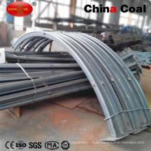 U29 U25 Mining Support U Beam Channel Soportes de arco de acero
