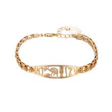 75446 xuping золотой шарм модные ювелирные браслеты женские браслеты