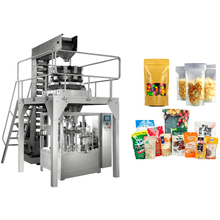 Machine d'emballage alimentaire Doypack