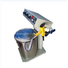precio de máquina de recubrimiento de polvo