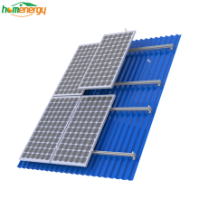 Tin Roof Solar Power System Rooftop Solar Panel Mounting System Solar Mounting Brackets