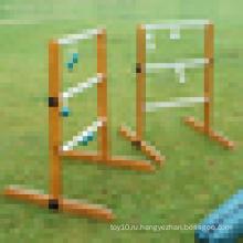 Горячий продавая игра семьи семьи, деревянная игра бросания Ladder с обслуживанием OEM