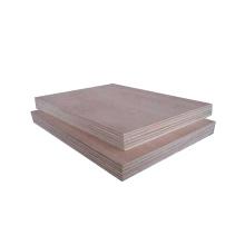 Wooden brick pallet using on concrete block machine