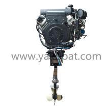 25HP 2-cylinders Air-cooled Diesel Suzuki Outboard Motors