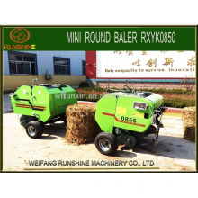 RXYK0850 cylinder shape mini roll baler