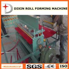 Ce / ISO9001 Certification Hoja de acero que raja la máquina