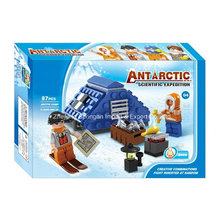 Boutique Building Toy Toy-Antarctic Expedition Scientifique 04