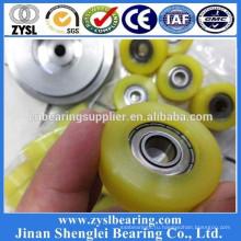 Высокое качество U-образный колесный подшипник 627z ролик раздвижных дверей шкафа
