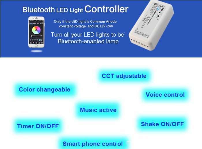 RGB Color Controller