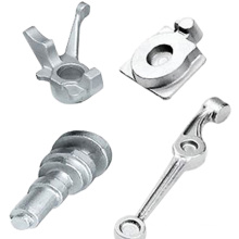 Steel Forged Part Factory Direct Supply Forged Steel Parts Automotive Forging Parts