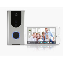 Skybell wireless video doorbell with intercom pir motion sensor free Mobile APP