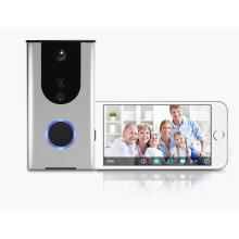 Skybell campainha de vídeo sem fio com sensor de movimento intercom pir livre Mobile APP
