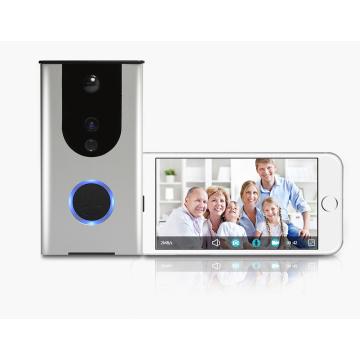 Skybell беспроводной видео домофон дверной звонок с датчиком движения pir бесплатное мобильное приложение