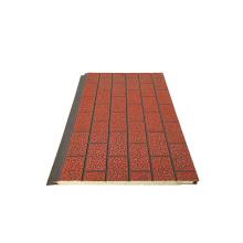 Prepainted galvanized steel plate composite PU sandwich panel 20mm