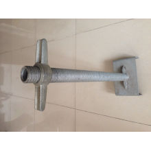 Adjustable Scaffolding Jack Base; Screw Base Jack
