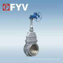 Floating API 6D Slab Gate Valve