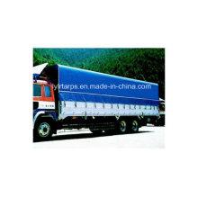 Truck Cover Plastic Tarpaulin, Transportation Tarp Cover