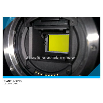 Full Frame UV Coated CMOS Image Sensors for Camera