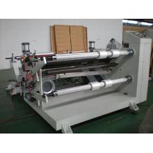 Полуавтоматическая рулонная машина для продольной резки