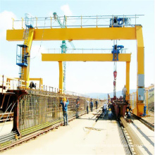 Gantry Crane Hoist with Variable Designs Capacity