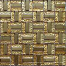 Mosaïque en acier inoxydable / Mosaïque en métal (SM205)