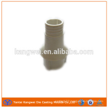 Plastic injection for plastic screw tubes