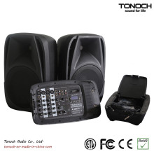Hot Sale Portable Sound Box with PA System