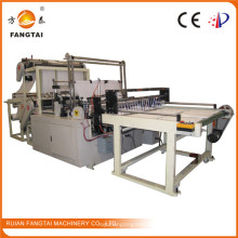 Six Lines High Speed Bag Making Machine